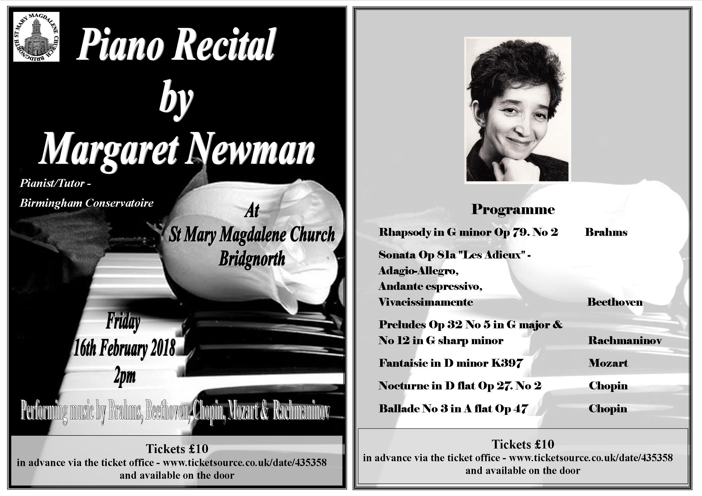 MARGARET NEWMAN PIANO RECITAL FLYER 16 FEB 2018 FINAL double